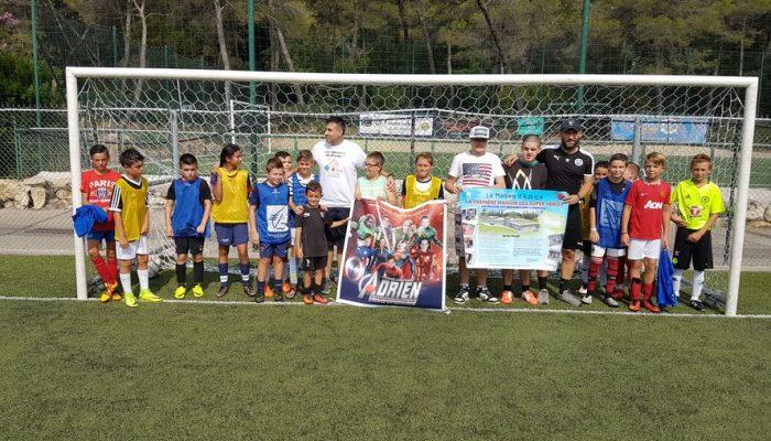 U13 FC MOUGINS - ASSOCIATION ADRIEN